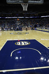 March 9, 2012: X vs X during the opening round of the SEC Men's Basketball Tournament at the New Orleans Arena in New Orleans, LA